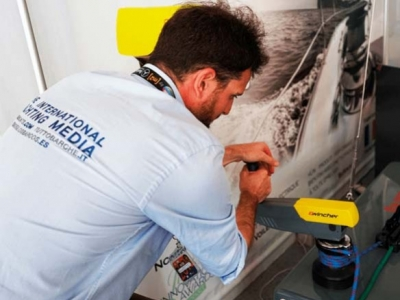 Test of Ewincher by The International Yachting Media