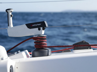 International Yachting Media test Ewincher